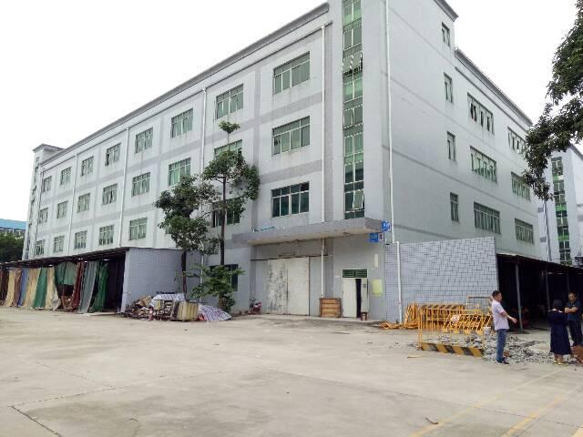 坑梓金沙标准一楼厂房1600平米出租