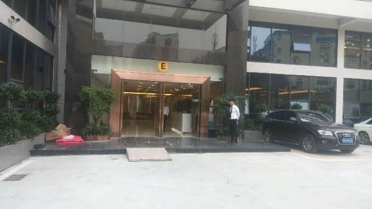 广州天河车陂金融城对面精装写字楼最小108最大468