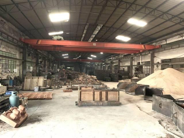 狮岭镇花园式厂房9632单一层钢构电量超大可进货车