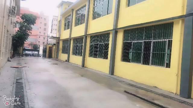 广州花都区花东镇标准厂房5000平方可做化妆品