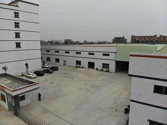 惠州市博罗县原房东独门独院砖墙到顶厂房招租