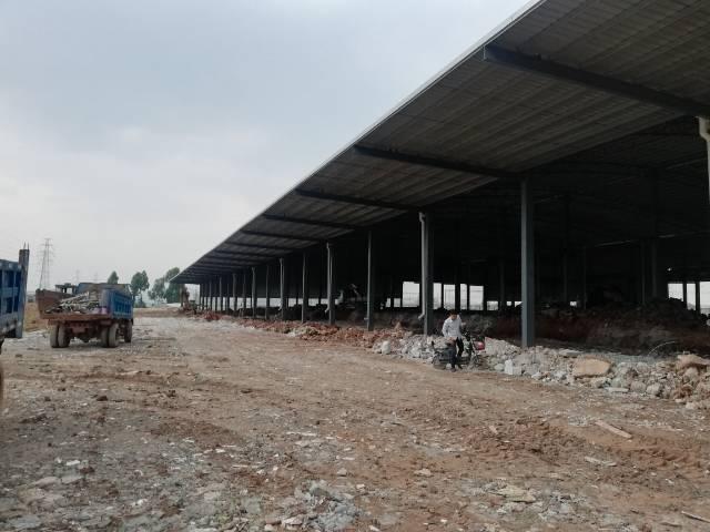 珠三角惠州区域新建标准物流仓库证件齐全