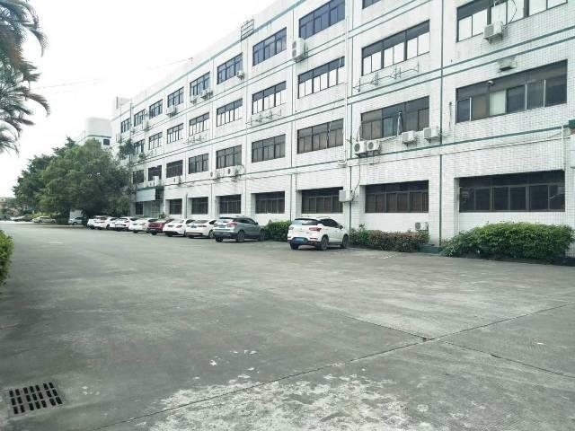 清溪新出一楼5200平方可做临时仓库