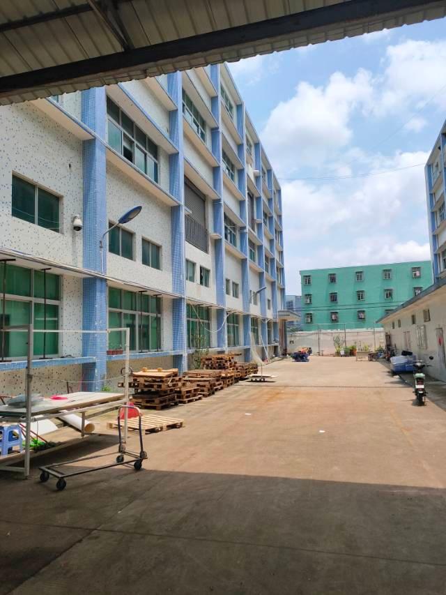 龙华大浪10500平厂房仓库出租单层2200平