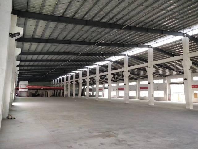 茶山镇新建钢构科技产业园