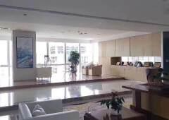 大型公司适用2960平带家私出租