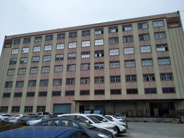 横岗原房东红本厂房1200平出租带喷淋地坪漆