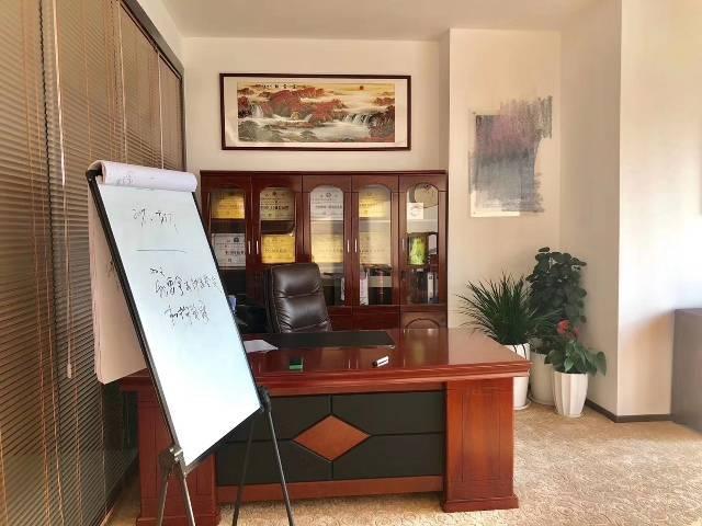 龙华梅林关写字楼办公室出租豪华装修带办公家私拎包可办公100
