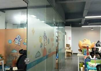 广州市天河区员村精装修带家私办公室图片4