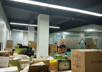 广州市天河区员村精装修带家私办公室图片3
