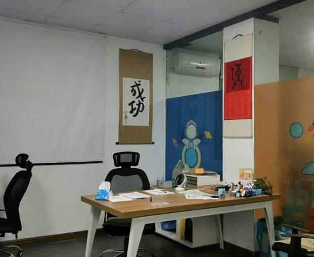 广州市天河区员村精装修带家私办公室图片8