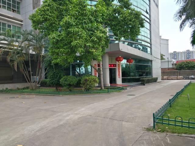 深圳西乡107国道边上新出独院25000平方厂房出租