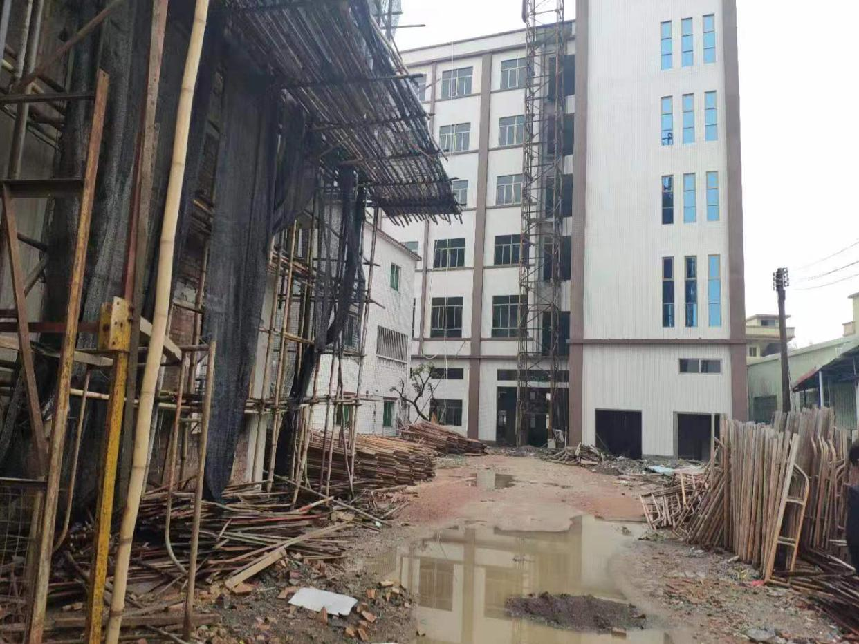 东莞市企石镇独院标准厂房,8000平方