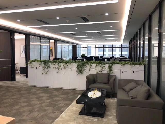 坂田五和大道旁精装修125-260-500平米精装修办公室出