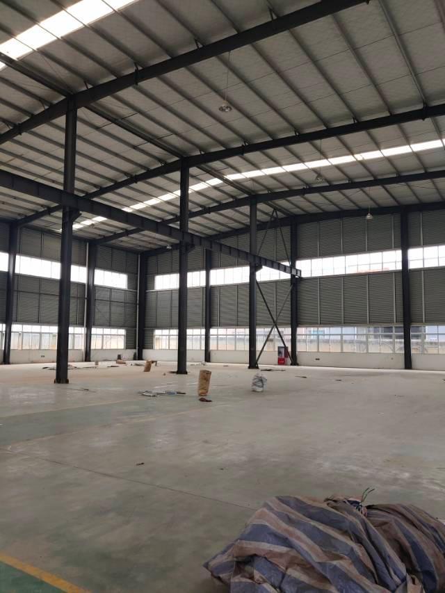 成都雅安交界处全新单层钢结构厂房出售