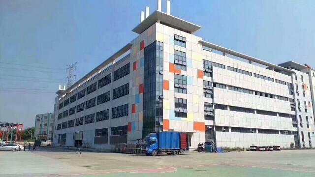 常平工业区钢构厂房出售 重点:该厂房单一层7米高