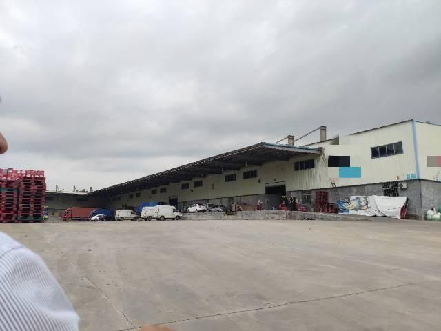 惠城区新出高速出口附近仓库招租带卸货平台