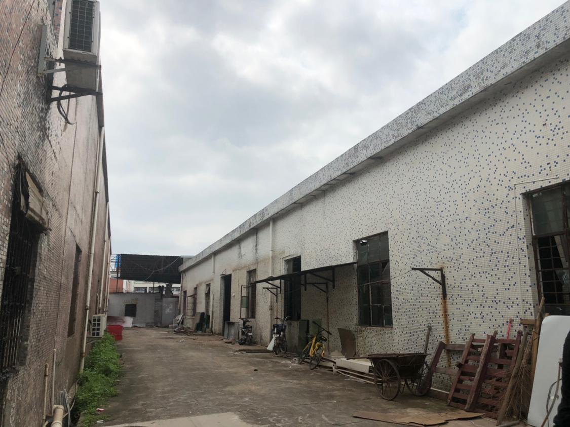 观澜新田独院钢构厂房2000平火爆招租