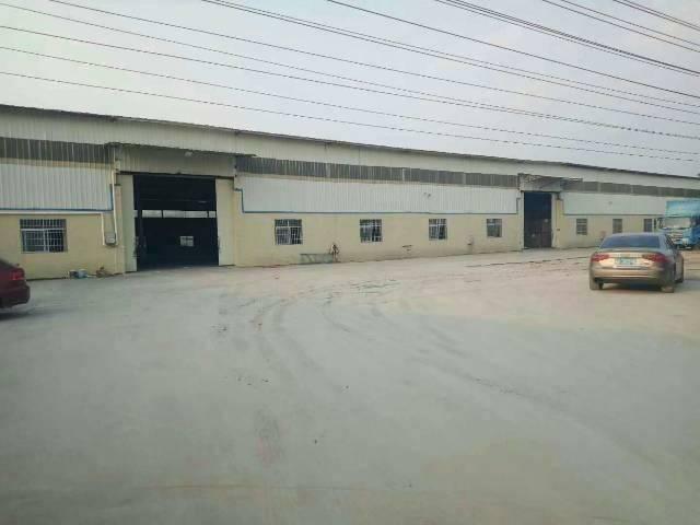 天河科学城新出独门独院厂房2400平,附带2000空地可分租