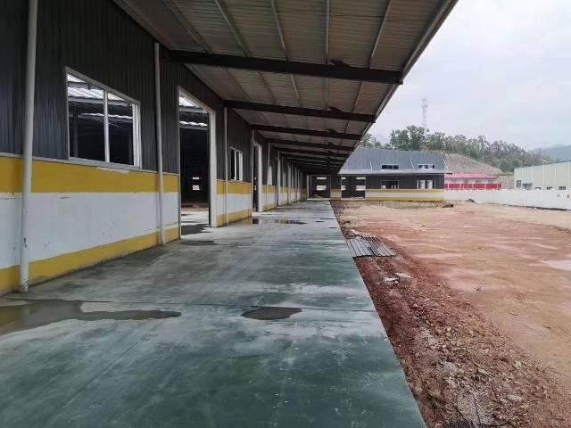 惠州大亚湾高速路口附近1.6万平方全新标准物流仓库