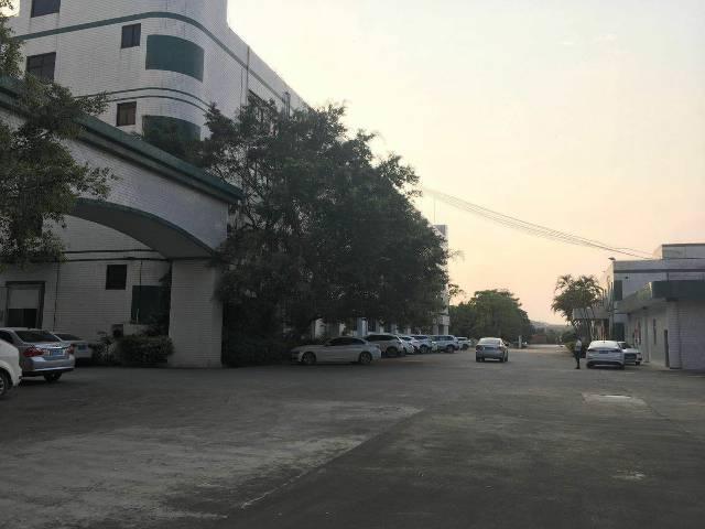 清溪清凤路边上原房东35万平米厂房,300平米起租-图2