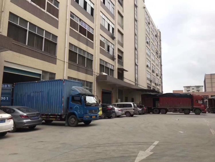 坪地占地4300㎡建筑4650㎡红本厂房出售-图2