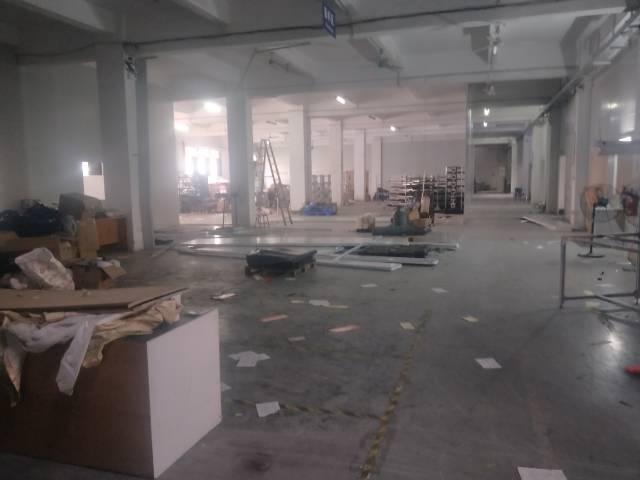 清溪清凤路边上原房东35万平米厂房,300平米起租