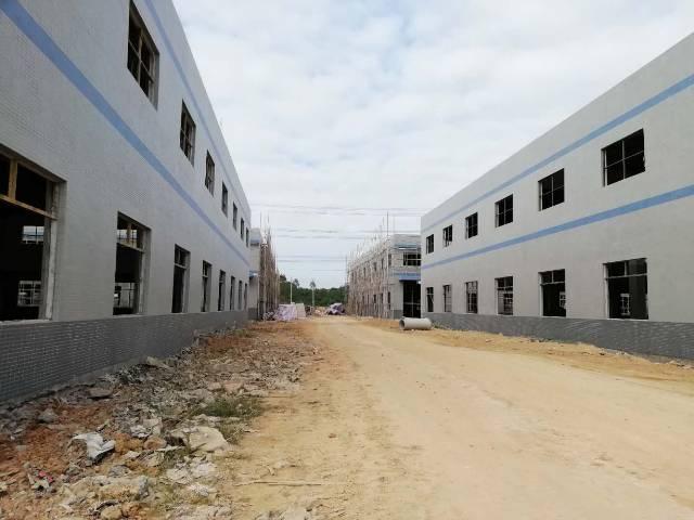 惠州博罗罗阳8万平全新钢结构厂房出租