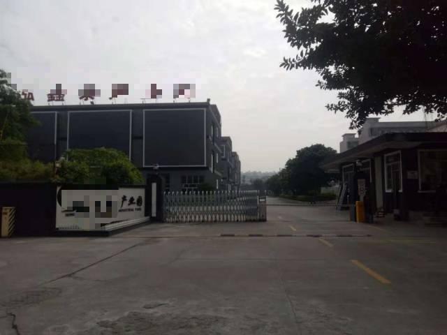 大朗镇独院厂房分租一栋一楼带牛角,适合电子,模具等行业
