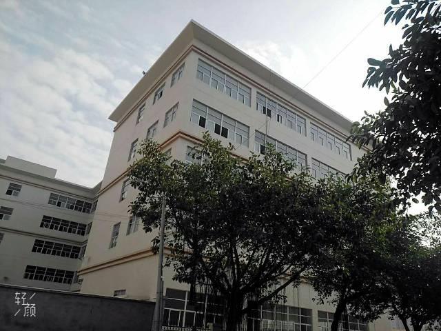 广州黄埔占地6500㎡建筑12500㎡全新国有双证厂房出售