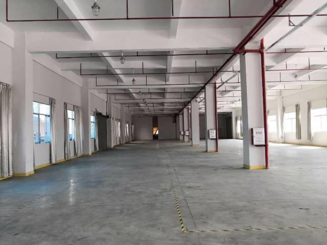 清溪三中5万平方厂房,面积实量大小可分500平起租-图6