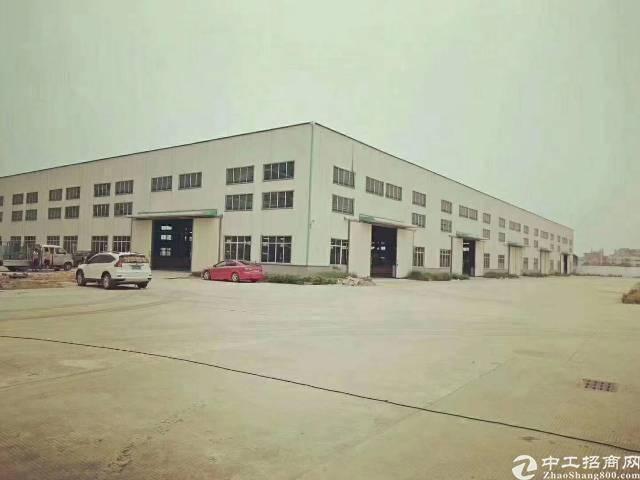 惠城区汝湖原房东独院钢构厂房招租,无公滩