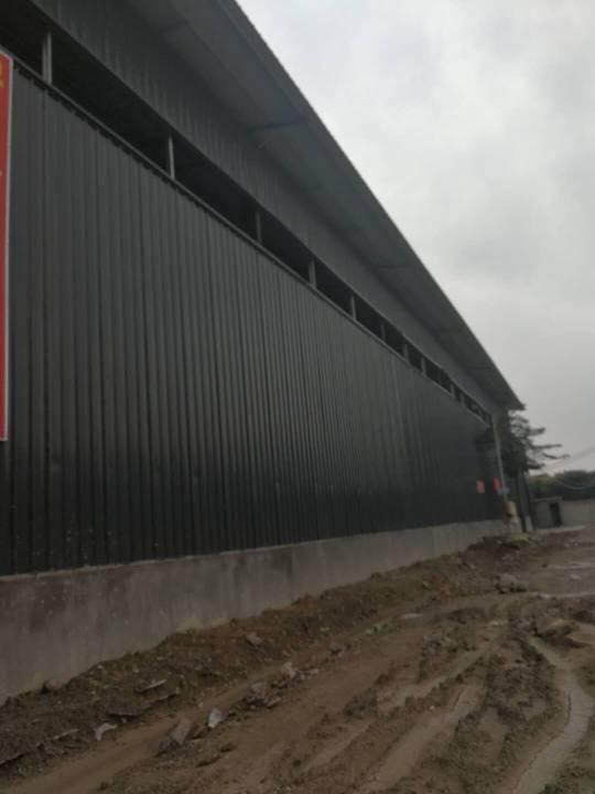 惠城区新出3000平钢构厂房招出租