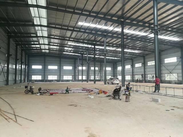 高埗镇崭新钢结构厂房出租