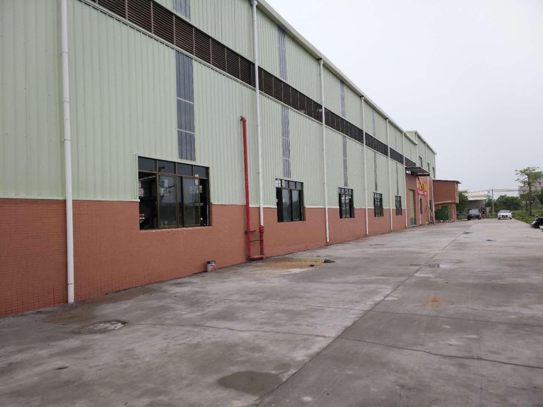 园洲镇新建钢结构加铺面总面积8587平方米(可以任意分租)-图5