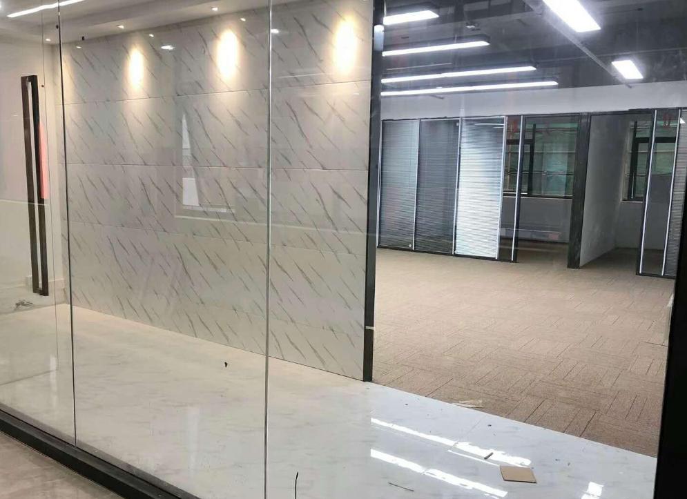 沙井地铁口同方创意园1654平米整层出租交通便利