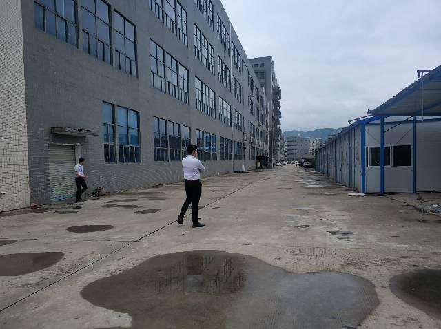 新圩长布原房东12000平方重工业红本厂房出租