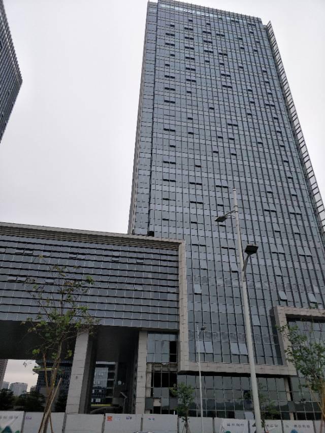 广州天河科学城大型写字楼5百起租