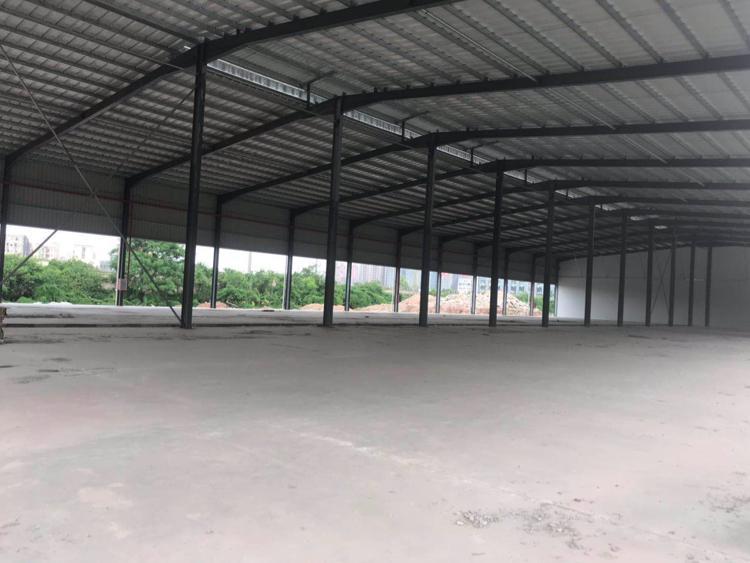 惠州仲恺高新区陈江原房东全新钢构高6米7000平方招租