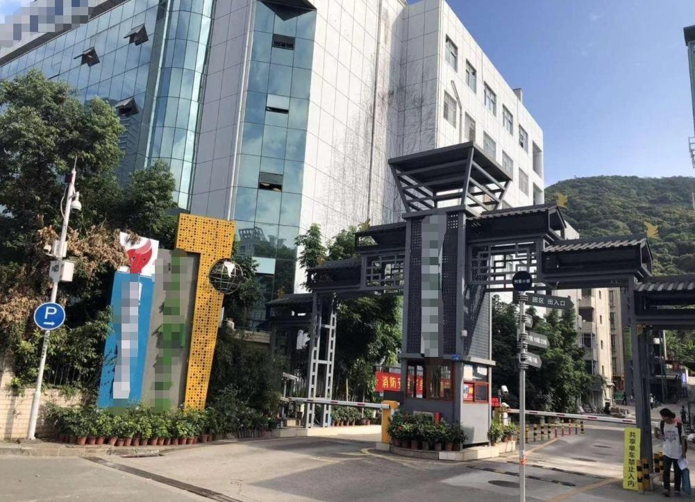 沙井西部商务中心精装修写字楼78到500平方任选