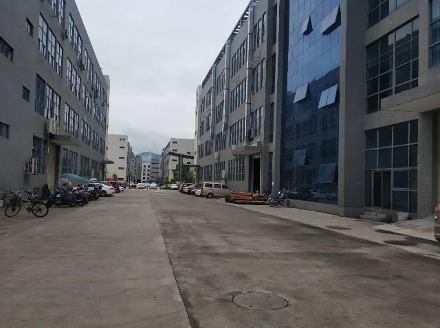 惠阳新圩原房东12000平方重工业红本厂房出租-图3