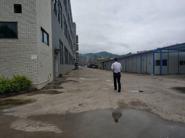 惠阳新圩原房东12000平方重工业红本厂房出租-图2