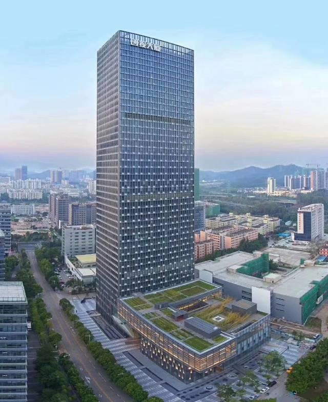 龙岗第一高楼创投大厦全球招商