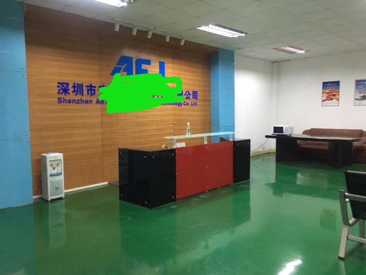 福永凤凰原房东独门独院精装修厂房无尘车间1250平招租