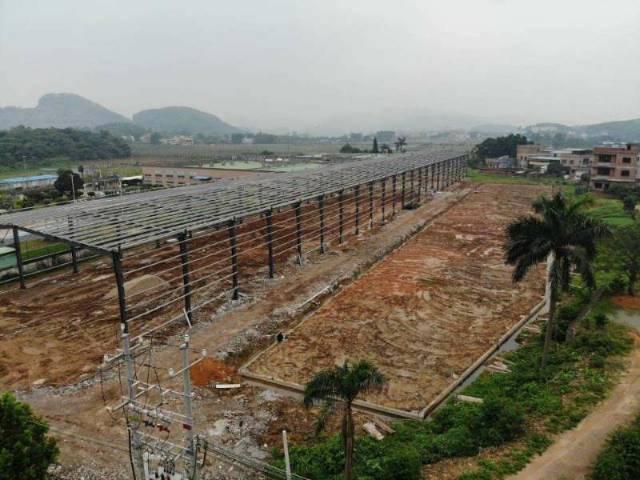 惠州石湾重工业厂房20000平出租证件齐全可环评100平起分-图4