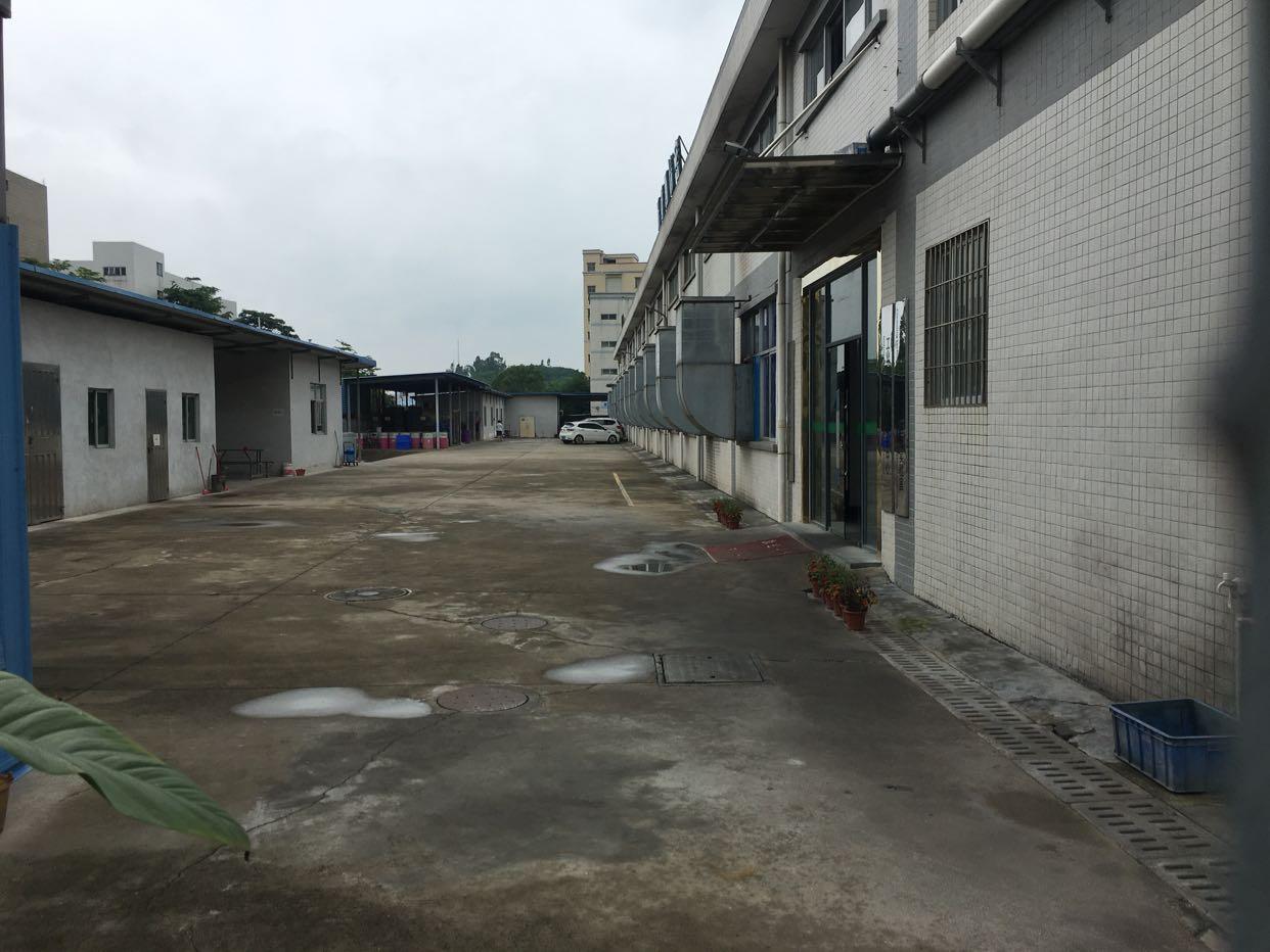(出租)塘厦独门独院砖墙厂房5000平方,位置非常好