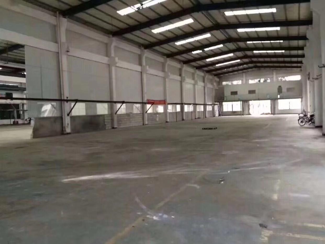 惠州仲恺独院砖墙到顶单一层钢构厂房