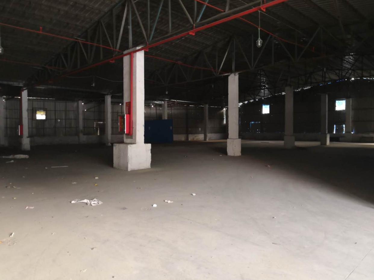 石岩料坑新出独门独院钢构5000平厂房仓库出租
