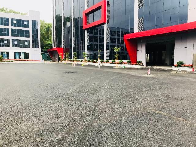 横岗安良新出一楼层高6.5米73883平红本厂房出租大小可分
