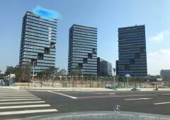 寮步镇中心高档写字楼750平方出租